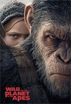 WAR FOR THE PLANET OF THE APES 3D 3DFF