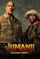 JUMANJI : WELCOME TO THE JUNGLE 3D 4DX