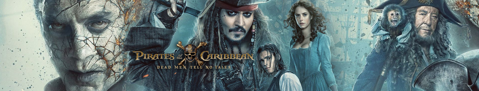 PIRATES OF THE CARIBBEAN : DEAD MAN TELLS NO TALES (3D IMAX )