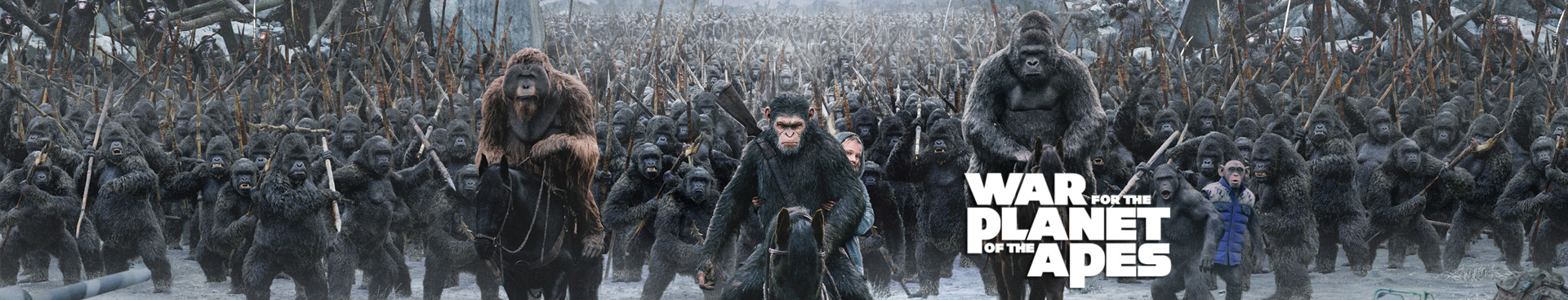 WAR FOR THE PLANET OF THE APES - HINDI ENGLISH 3D 4D