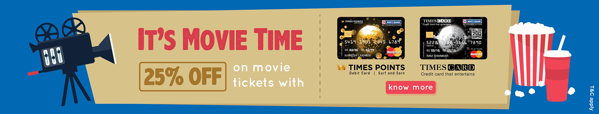 Times Card