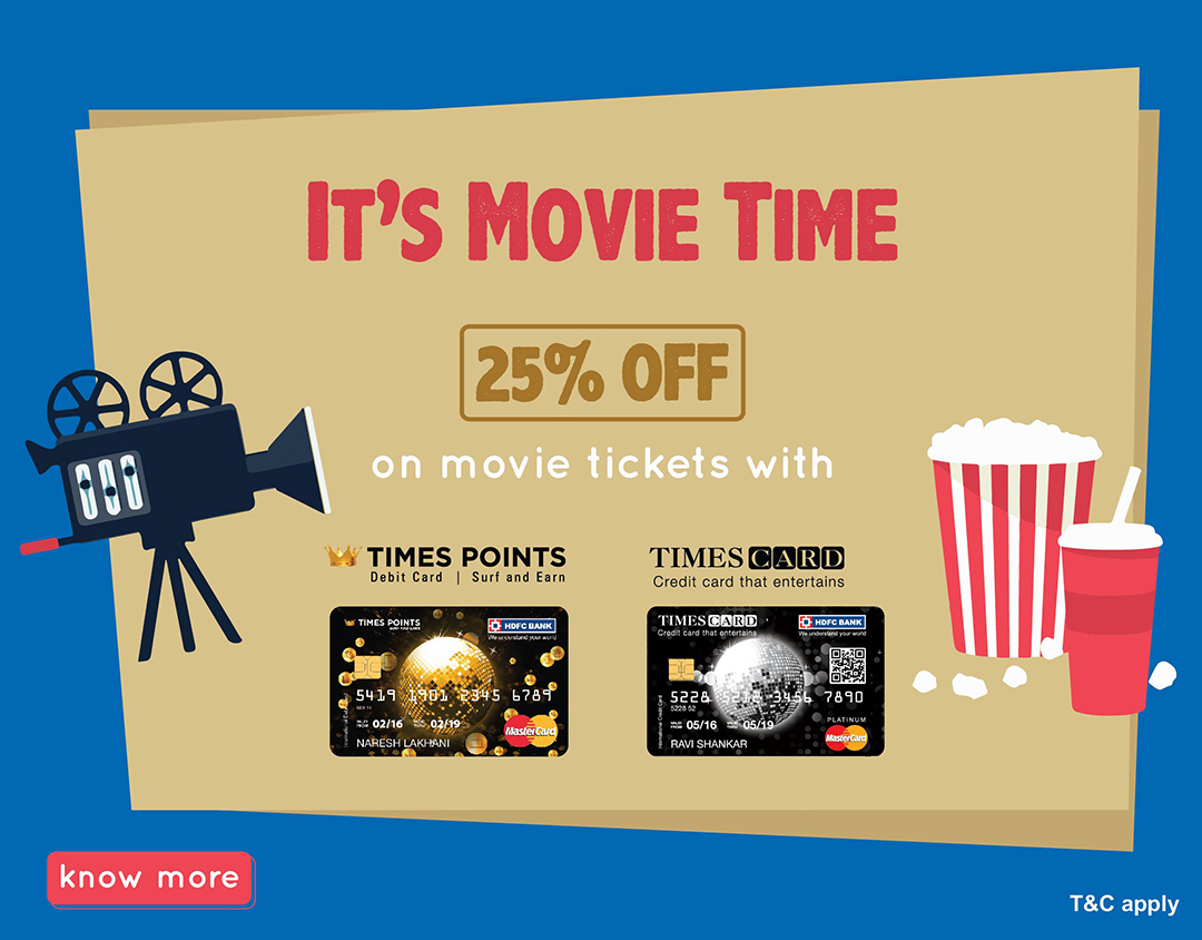 HDFC CINEPOLIS OFFER